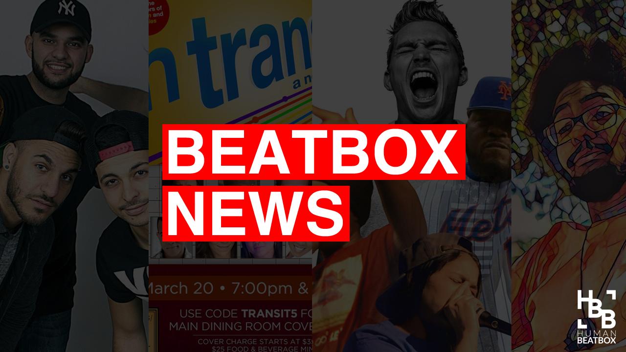 Beatbox News!