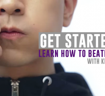 Get Started: Learn how to beatbox with KrnFX