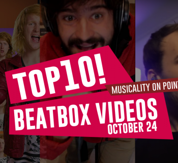 Musicality on Point! | Top 10 Beatbox Videos of the Week