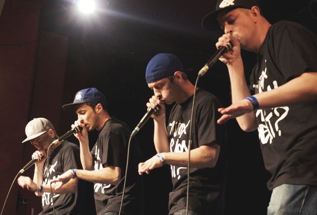 Why practicing beatbox leads to creative freedom