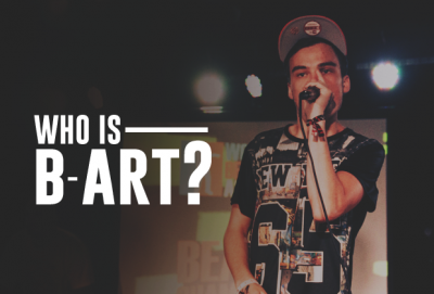 Who is B-art? Beatboxer Highlight