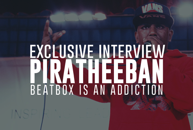 Exclusive Interview with Piratheeban | Beatbox is an addiction