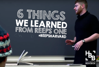 6 Things we learned from Reeps One   Reeps Harvard Project
