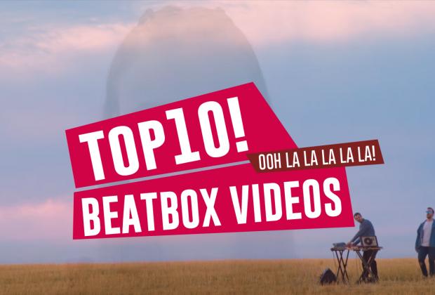 Oh La la la la | Top 10 beatbox videos of the week