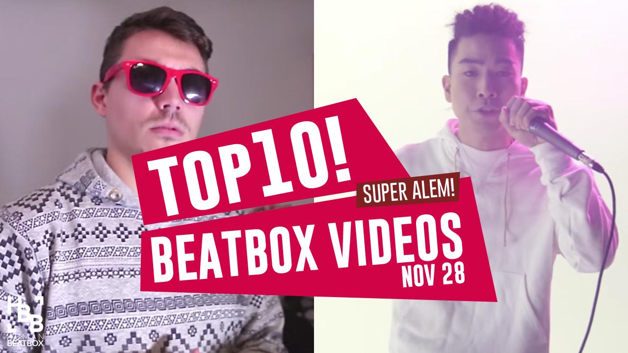 Super Alem Top 10 Beatbox Videos of the Week