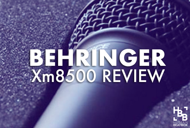 An extensive review on the Behringer Xm8500