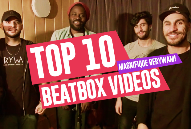 Magnifique Berywam! | Top 10 Beatbox Videos of the Week