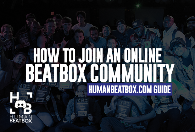How to join an online beatbox community