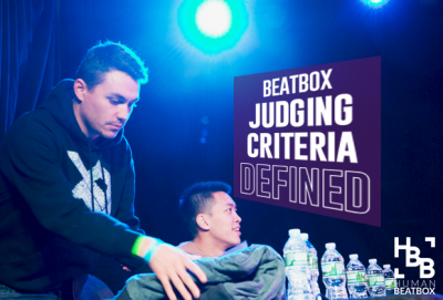 Beatbox Judging Criteria Defined