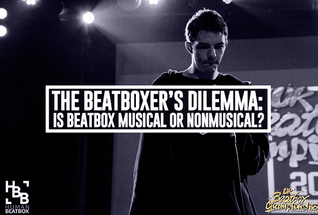 What makes beatbox musical?
