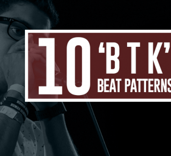 10 great btk beat pattenrns