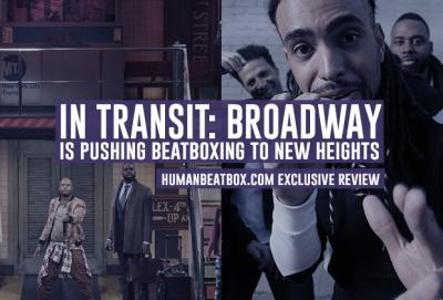 In Transit: Broadway: Beatbox