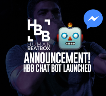 Humanbeatbox chat bot