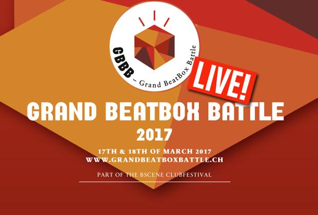 Grand Beatbox Battle 2017 Live!