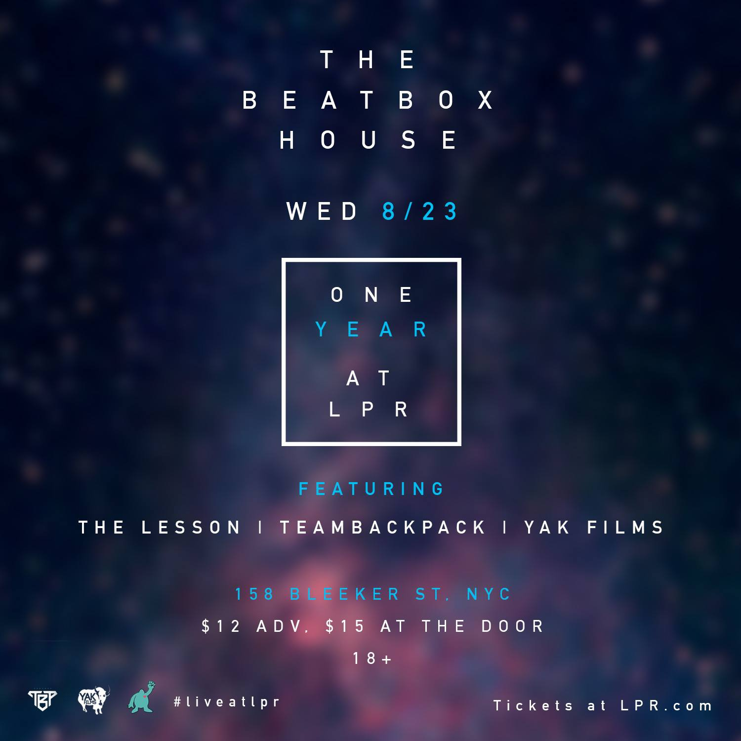 The-beatbox-house-party