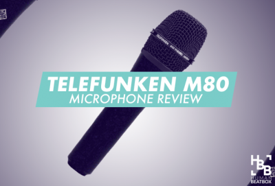 telefunken m80 beatbox mic review