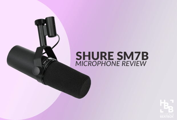 shure sm7b microphone review human beatbox. Black Bedroom Furniture Sets. Home Design Ideas
